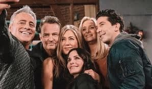 friends the reunion the one that made us laugh cry